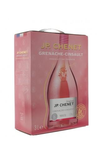 J.P.CHENET CINSAULT GRENACHE WINE BOX