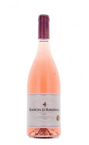 BARON D'ARIGNAC ROSE WINE
