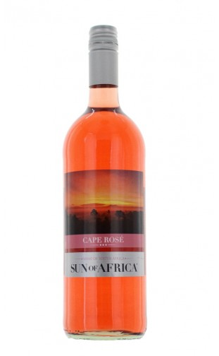 SUN OF AFRICA PINOTAGE ROSE