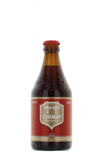 CHIMAY RED BROWN BOTTLE