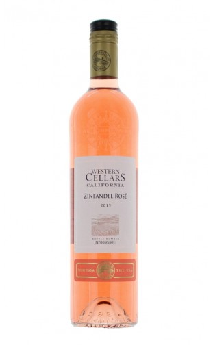 WESTERN CELLARS ZINFANDEL ROSE