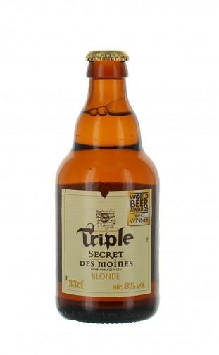 TRIPLE SECRET MOINES BLONDE 330ML