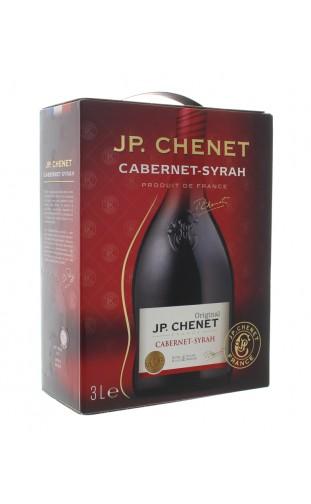 J.P.CHENET CABERNET SYRAH WINE BOX