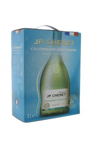 J.P.CHENET COLOMBARD SAUVIGNON WINE BOX