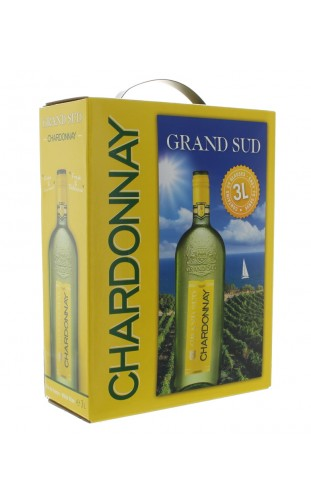 GRAND SUD CHARDONNAY WINE BOX