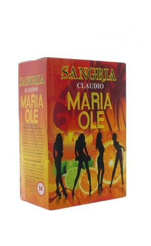 SANGRIA CLAUDIO MARIA OLE WINE BOX