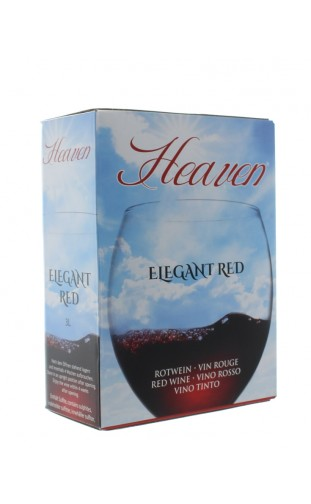 HEAVEN RED WINE BOX