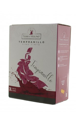TERRA MOLINO TEMPRANILLO WINE BOX