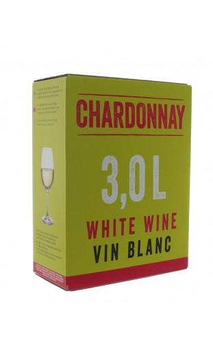 3.0 CHARDONNAY BLANC WINE BOX