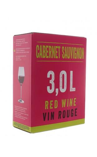 3.0 CABERNET SAUVIGNON WINE BOX