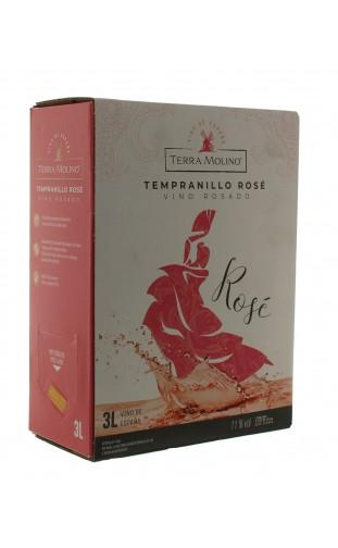 TERRA MOLINO TEMPRANILLO ROSE