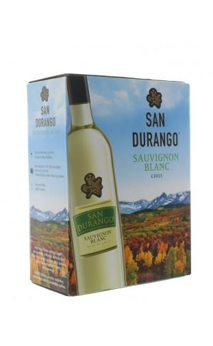 SAN DURANGO SAUVIGNON BLANC WINE BOX